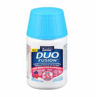 Zantac Duo Fusion Acid Reducer + Antacid Chewable Tablets, Berry 20 ea [681421039017]