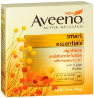 AVEENO Active Naturals Smart Essentials Nighttime Moisture Infusion 1.70 oz [381371018307]
