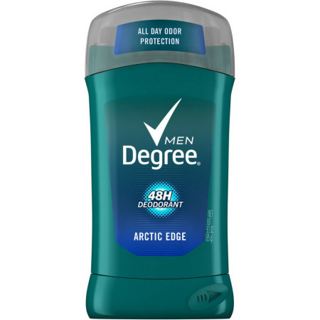 Degree Men Arctic Edge Deodorant Stick 3 oz [079400013439]