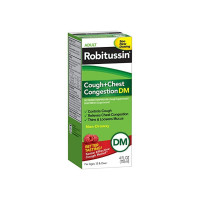 Robitussin Cough + Chest Congestion DM, 4 oz [300318757123]