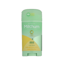 Mitchum For Women Advanced Control Anti-Perspirant Deodorant Invisible Solid Pure Fresh 2.70 oz [309971103322]