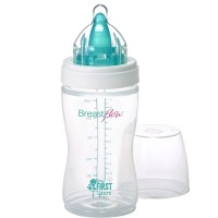 The First Years Breast Flow 9 oz Bottle 1 ea [071463045624]