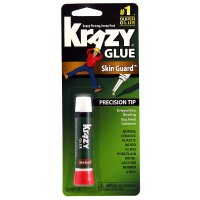 Krazy Glue All Purpose Skin Guard Formula 0.07 oz [070158007855]
