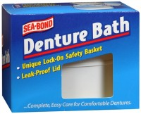 SEA-BOND Denture Bath 1 Each [011509089007]