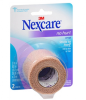 Nexcare No Hurt Wrap 2 in x 80 in , 1 Each [051131200395]