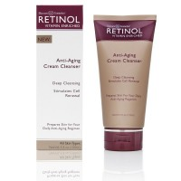 Retinol Anti-Aging Cream Cleanser 5 oz [088634000405]