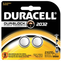 Duracell Lithium 2 Coin Watch Battery 1 ea [041333663883]