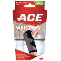ACE Comfortable Adjustable Neoprene Wrist Support, Mild 1 ea [051131198357]