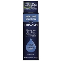 TriCalm Clinical Repair Itch Relief Cream 2 oz [851150003232]