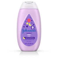 Johnson's Bedtime Baby Lotion with NaturalCalm Essences, Hypoallergenic & Paraben Free 6.8 oz [381371174607]