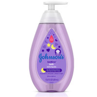 JOHNSON'S Tear-Free Bedtime Baby Bath with Soothing NaturalCalm Aromas 13.60 oz [381371174744]