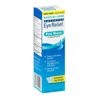 Bausch & Lomb Advanced Eye Relief Eye Wash 4 oz [310119002520]