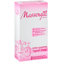 Massengill Extra Cleansing Disposable Douche, Tropical Breeze 2 ea [042037105624]