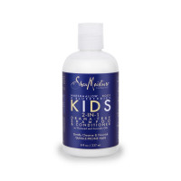 Shea Moisture Kids Marshmallow Root and Blueberry 2 in 1 Shampoo and Conditioner, 8 oz  [764302902201]
