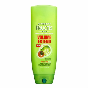 Garnier Fructis Haircare Volume Extend Fortifying Conditioner for Fine or Flat Hair 13 oz [603084294923]